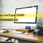 11 Ways to Earn $500+
