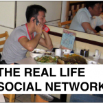 Buying Twitter Users, Mom Market, and Social Circles in Real Life